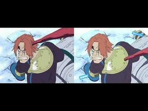 One Piece Sub and Dub Comparison Video
