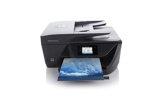 HP Officejet Pro 6968 AllinOne Printer with Software