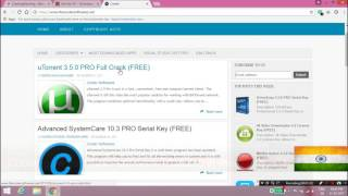 Top 5 pc software downloading sites{2017}