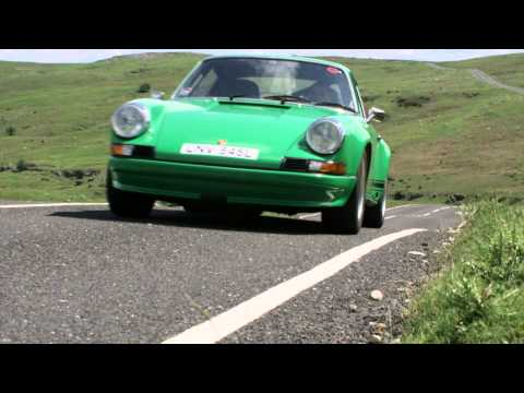 Chris Harris's Custom Porsche 911