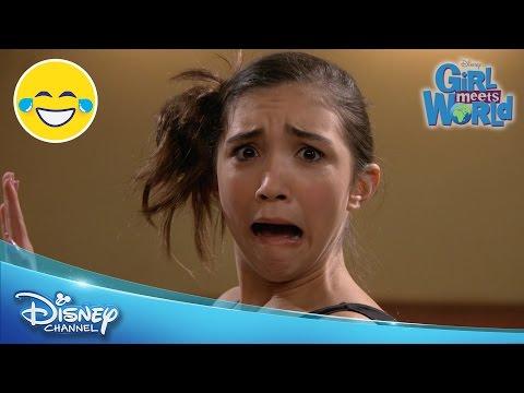 Girl Meets World | Creativity Crisis | Official Disney Channel UK