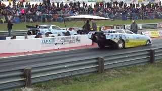 Jet Cars - Biodiesel powered Funny Cars