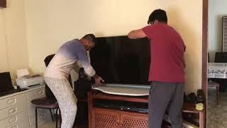 Smart 📺 TV | Punjabi Funny Video | Mr Sammy Naz | Tayi Surinder Kaur | Vegemite Singh