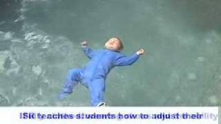 Watch this baby's Survival Swim Skills!  Awesome!
