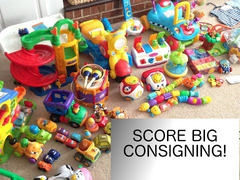 CONSIGNMENT SALE SHOPPING TIPS: How to get the best deals at kids' consignment sales