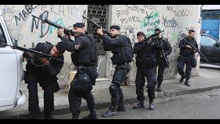 EP 05- BOPE - Rio de Janeiro - ( Batalhão de Operações Policiais Especiais )HD