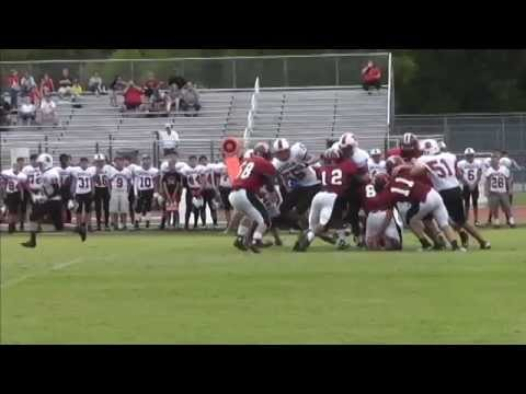 Fontainebleau High School Football Hype vs. Live Oak 2014