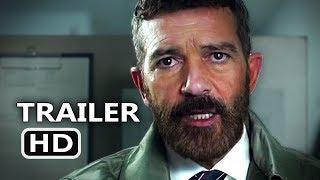 SECURITY Trailer ( Antonio Banderas Movie - 2017)