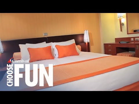 Carnival Breeze: Ocean Suite Stateroom