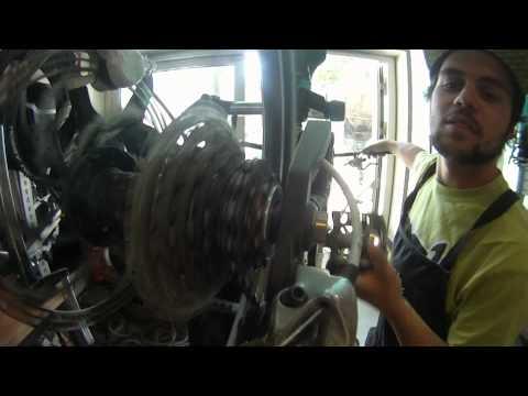 A day in dirt- Bikepark Planai