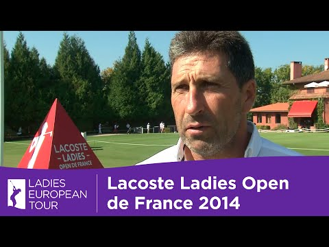 Jose Maria Olazabal on the Ryder Cup, the Solheim Cup and the growth of Ladies Golf