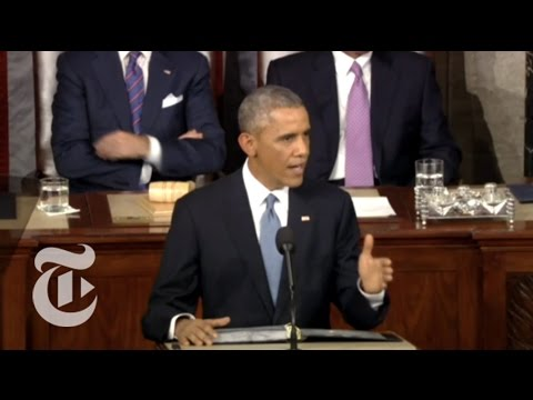 Obama State of the Union 2015 Address: President on Progress in the ISIS Fight