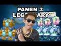 WOW DAPET 3 LEGENDARY GRATIS & BUKA 3 CLAN CHEST GAK NYANGKA DAPET INI - Clash Royale Indonesia MP3