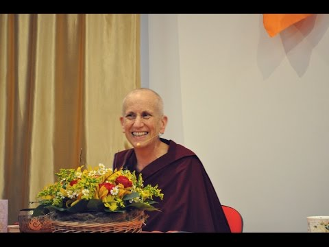 Making room for the Dharma--the eight worldly concerns