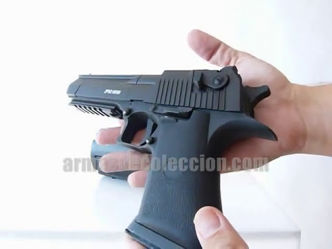 CYMA CM.121 Pistola electrica de airsoft tipo Desert Eagle