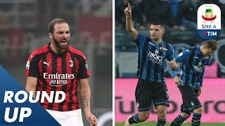 Higuan Sees Red Atalanta Dominate Inter! | Round Up 12 | Serie A