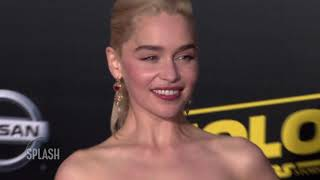 Emilia Clarke says Last Christmas casting was 'wonderful' | Daily Celebrity News | Splash TV