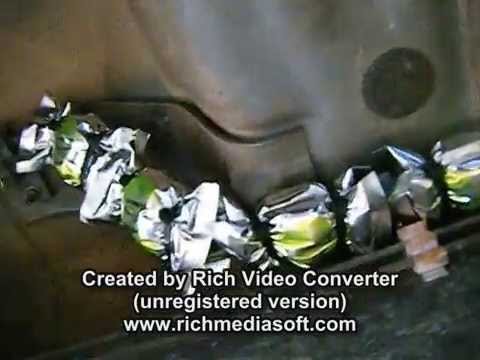 MAGNETIC FUEL SAVER!( up to 70% & improve engine performance)