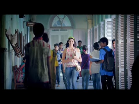 Latest TVC of WhiteTone Face Powder - College...