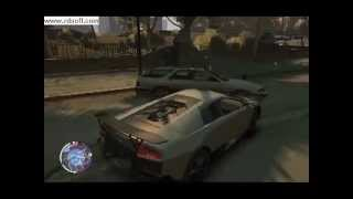 How to find the SULTAN RS in GTA IV ( EFLC ) Location of sultan rs