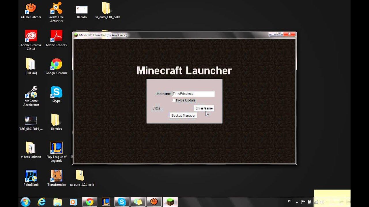Como Colocar Uma Skin No Minecraft Original - Skins para minecraft original