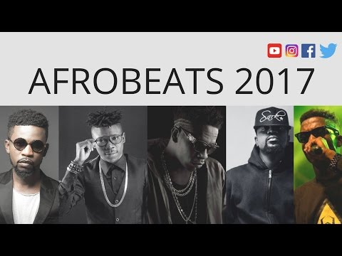 2017 GHANA NEW YEAR PARTY MIX -  DJ CIMAO