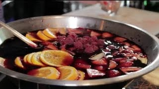 Sangria Recipe - How to Make Sangria