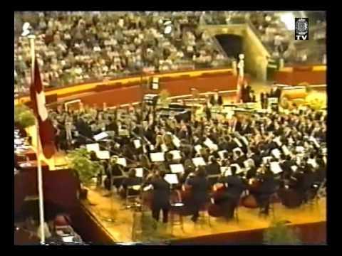 Certamen Valencia 1993 - (1/4) - CIM La Armonica de Buñol - Belkis, Reina de Saba - O. Respighi