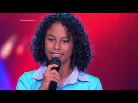 Diego cantó El cantante de Rubén Blades ? LVK Colombia ? Audiciones a ciegas ? Capítulo 1 - T2
