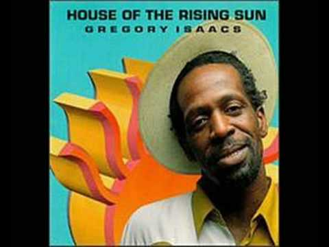 Gregory Isaacs - House Of The Rising Sun