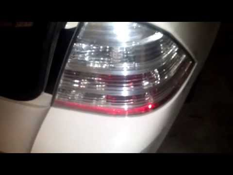 how to change a tail light or brake light ford taurus. Black Bedroom Furniture Sets. Home Design Ideas