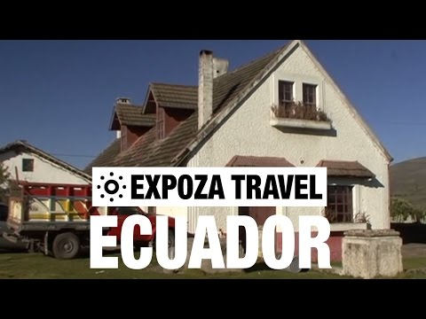 Ecuador Vacation Travel Video Guide