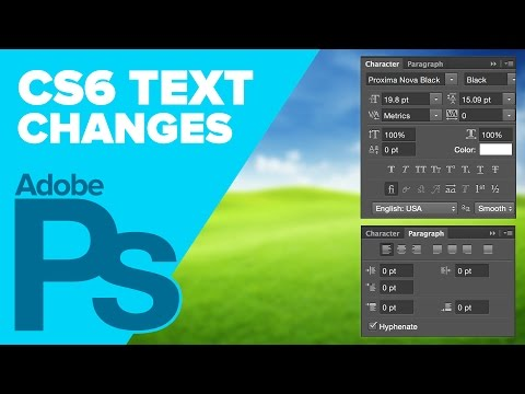 Default Type Styles in Photoshop CS6 13.1   IceflowStudios