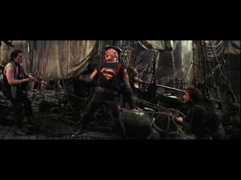 Prometheus and The Goonies Mash-up