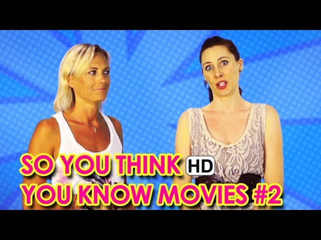 So you think you know Movies #2 (2015) - Movie Facts HD