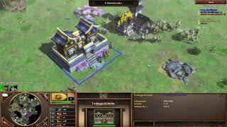 Let's Battle Together Age of Empires III - 128 - Inderleicht das Ziel erreicht [Battlebrothers/HD+]