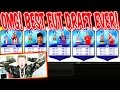 FIFA 17 - 94 TOTGS MESSI & 94 NEYMAR in 1 FUT DRAFT!