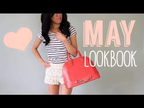 May 2013   LOOKBOOK - #InJensLife