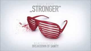 Watch Breakdown Of Sanity Stronger kanye West Cover video