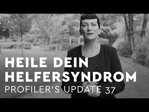 Heile dein Helfersyndrom mit 3 und 1 Frage - Profiler's Update 37
