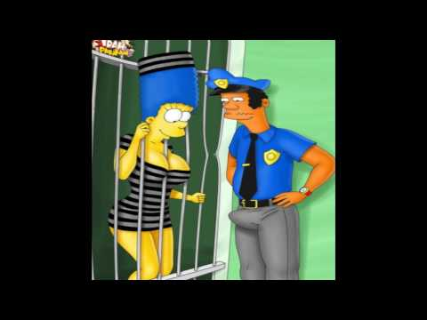 Marge Simpson - Touch My Body  ( Remix ) video