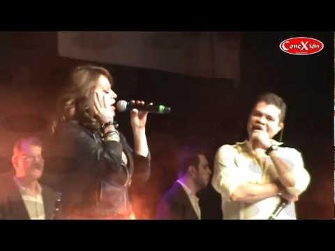 Arrolladora y Jenni Rivera en Fiestas de Octubre 2012