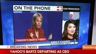 Carol Bartz Fired as Yahoo CEO
