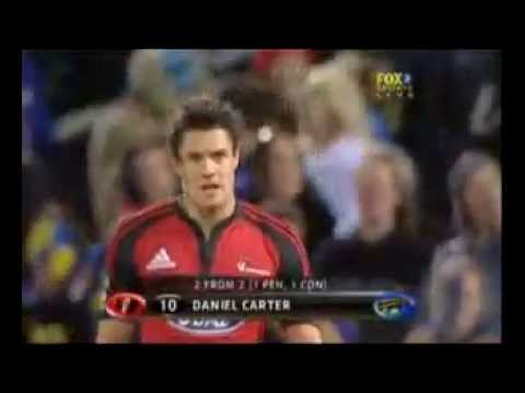 Daniel Carter - Amazing Kick