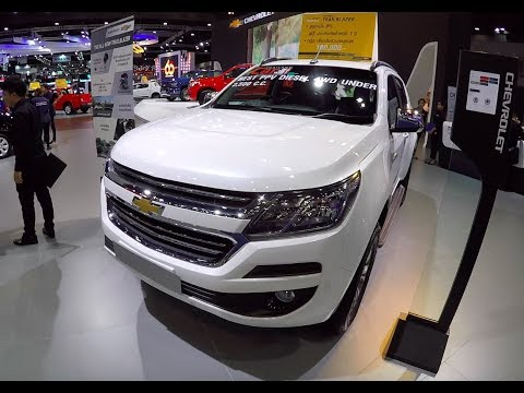 New 2018 SUV Chevrolet Traliblazer LTZ MP3