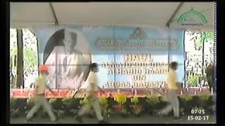 Puncak Acara Haul ke-68 Habib Hamid bin Abbas Bahasyim, Rabu 15 Februari 2017