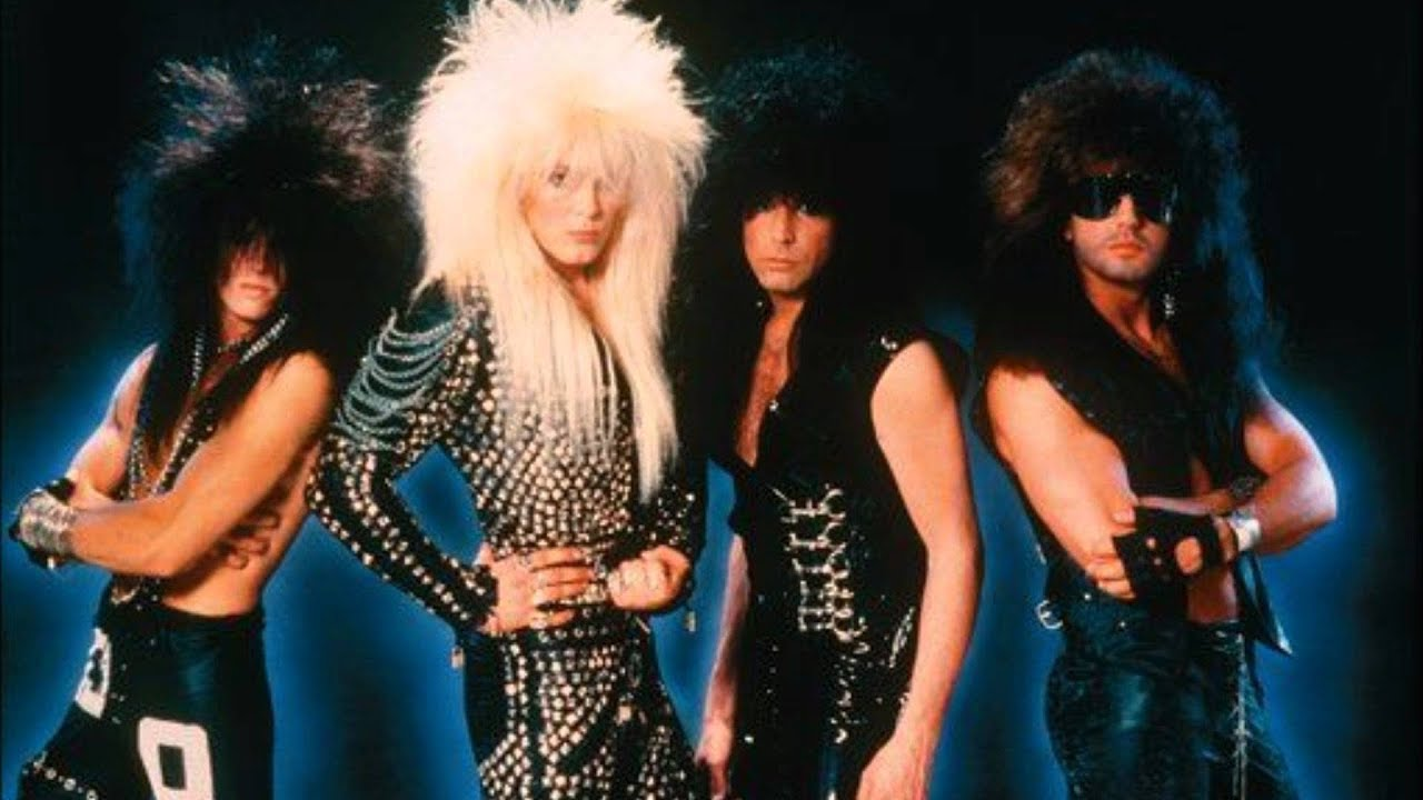 Best Hair Metal Bands Youtube