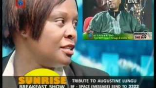 Remembering The Late Broadcaster Augustine Lungu