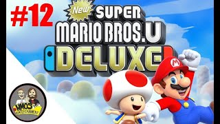 New Super Mario Bros. Deluxe / Part 12 / Armadillo Eggs