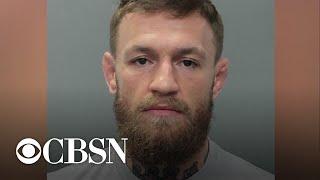 UFC fighter Conor McGregor arrested in Miami Beach